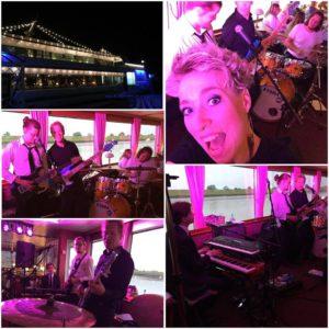 Bedrijfsfeest Bad Nieuweschans Coverband Casino Royale Groningen